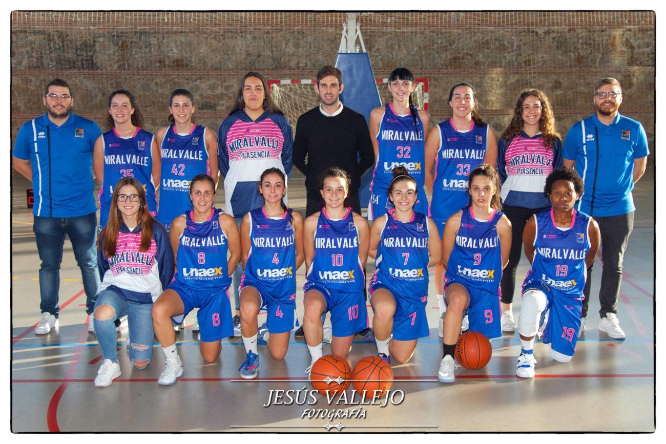 2 DE 2 EN EL DEBUT EN PRIMERA. | Baloncesto Miralvalle