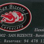 Cervecera San Bizente